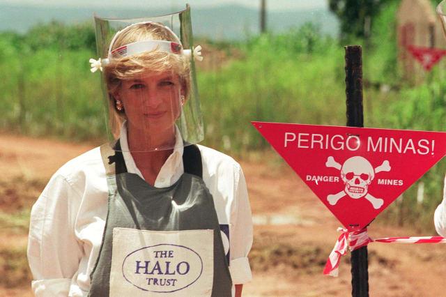 Diana Princess of Wales stock