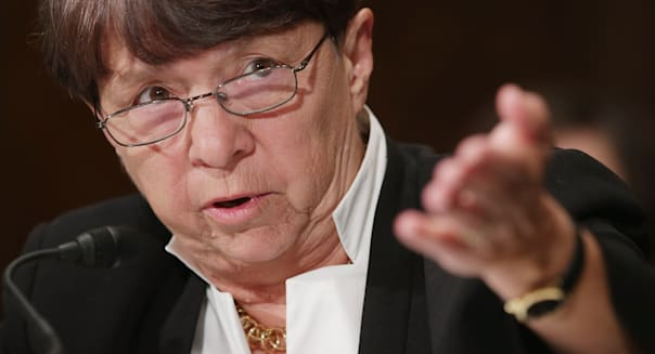 SEC Chairman Mary Jo White Testifies To Senate Banking Committee On Wall Street Reform