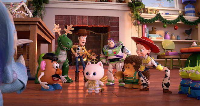 Toy Story Holidays : Abc announces holiday programming schedule moviefone