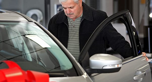 Want to lessen dependence on oil? Buy a new car
