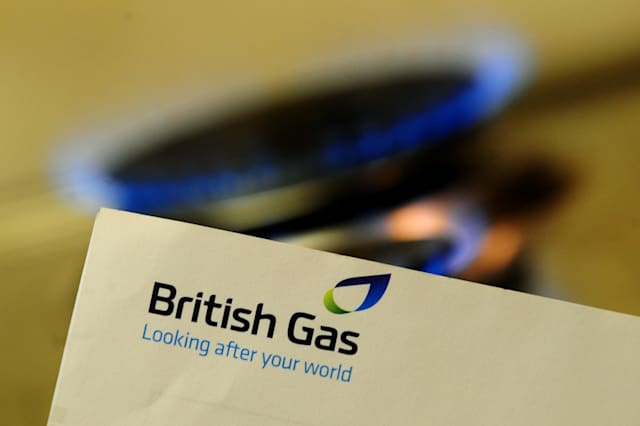 British Gas customer compensation