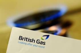 British Gas prices