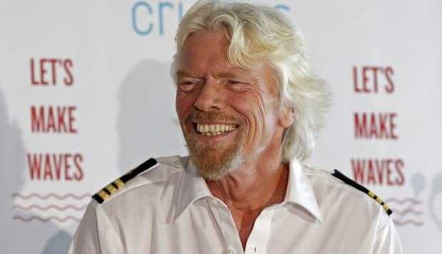 Virgin Cruises Announcement