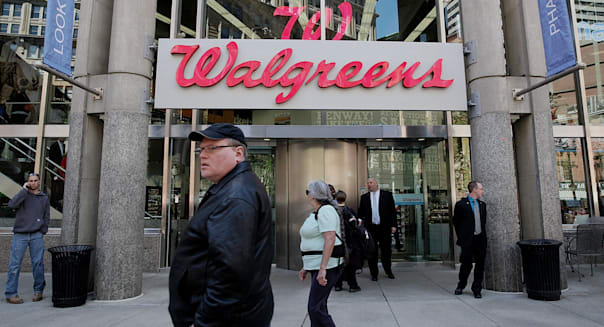 walgreen moves employees to health care exchanges