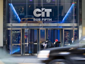 CIT Names Ex Merrill Chief John Thain To Run Lender