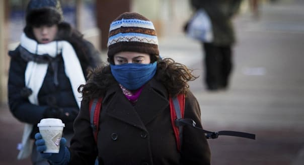 How To Profit From The Polar Vortex