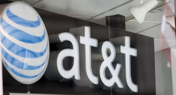AT&T says does not intend to bid for Vodafone
