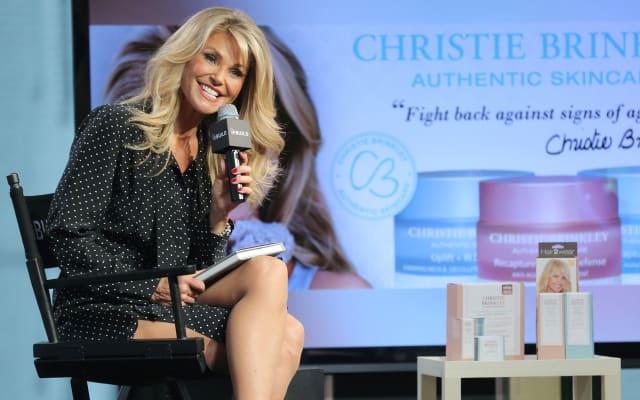 AOL BUILD Presents: Christie Brinkley