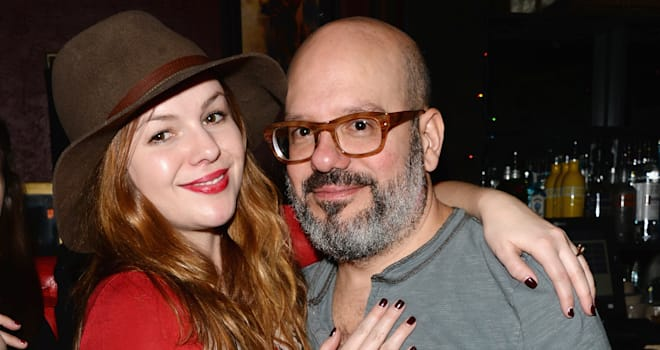 Amber Tamblyn & David Cross Welcome Baby Girl (Who Should Keep That Crazy Name)