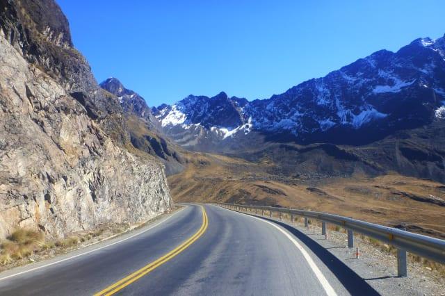 Amazing roads for adventurous drivers