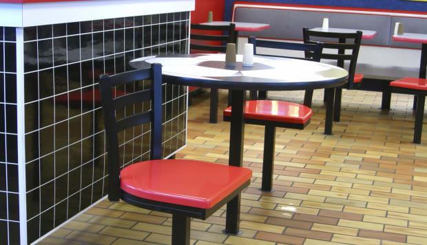 Inside McDonalds's