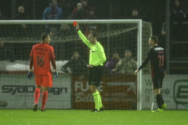 SonderjyskE v FC Midtjylland - Danish Alka Superliga
