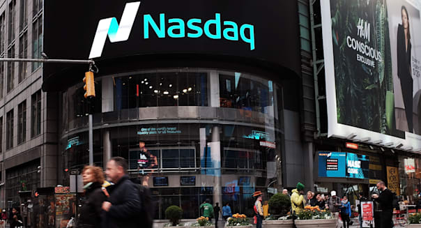 NASDAQ Tops Intraday Trading Record Set In 2000