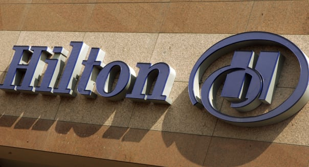 Newest Target For Data Thieves Your Hilton Hhonors Points Aol Finance