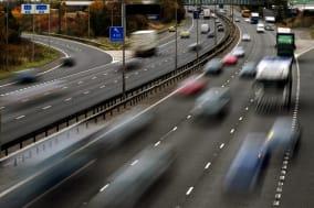 Fines for lane hogging