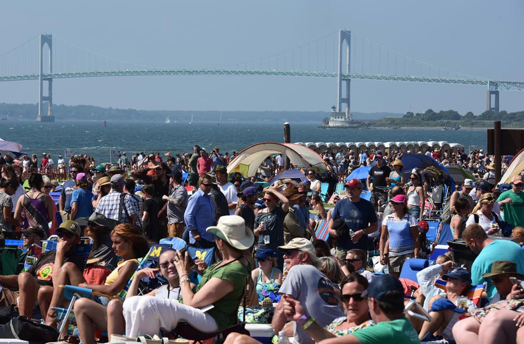 2016 Newport Folk Festival
