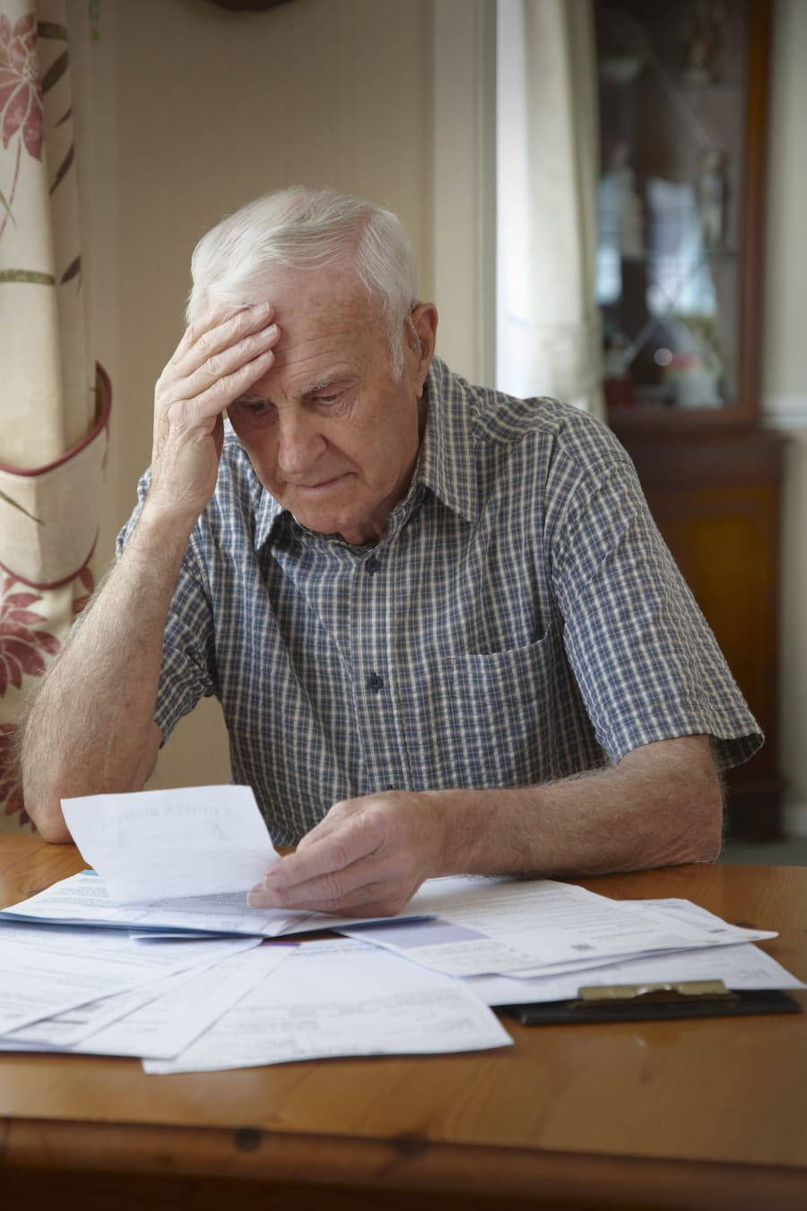 Older Australians renting privately often struggle to purchase necessities and run out of money for food...