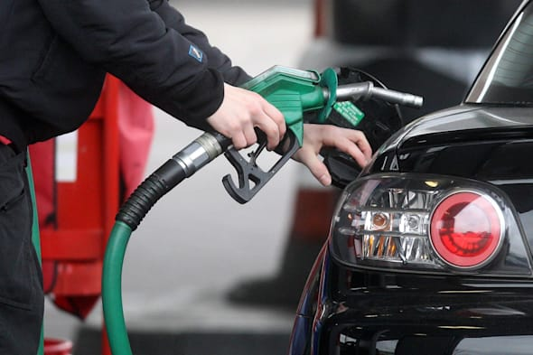 Petrol prices at lowest in more than two years