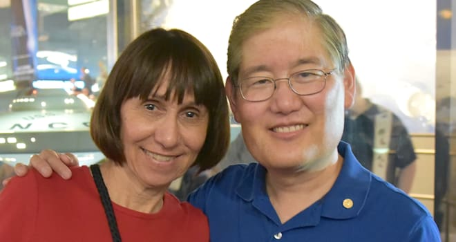 Mike Okuda & Denise Okuda