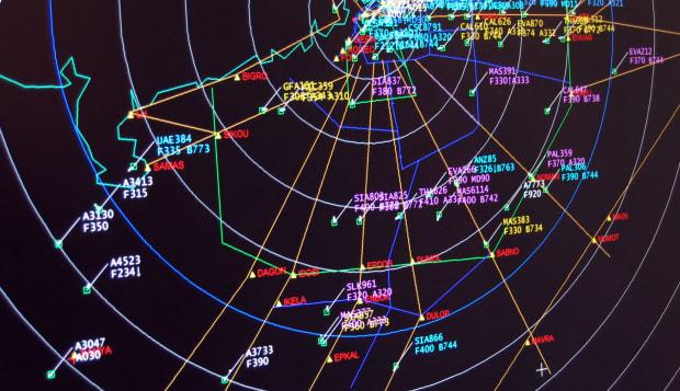 secondary surveillance radar...