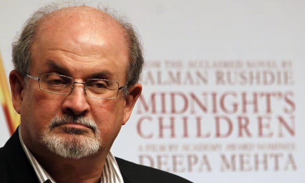 India Salman Rushdie