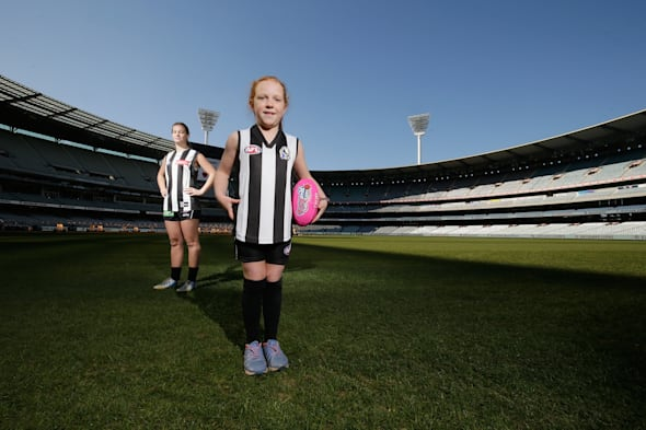 Here are two Collingwood people you're going to find it very hard to