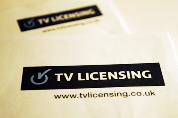 TV License stock