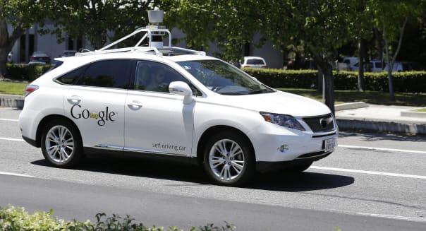 Driverless Cars-Ethics