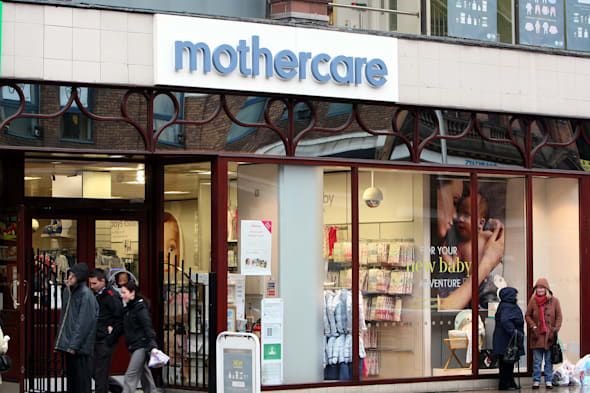 Baby products retailer Mothercare has rejected takeover approaches worth as much as £266 million from a leading North American retail chain