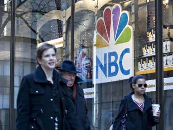 Comcast Announces Joint Venture With GE's NBC Universal