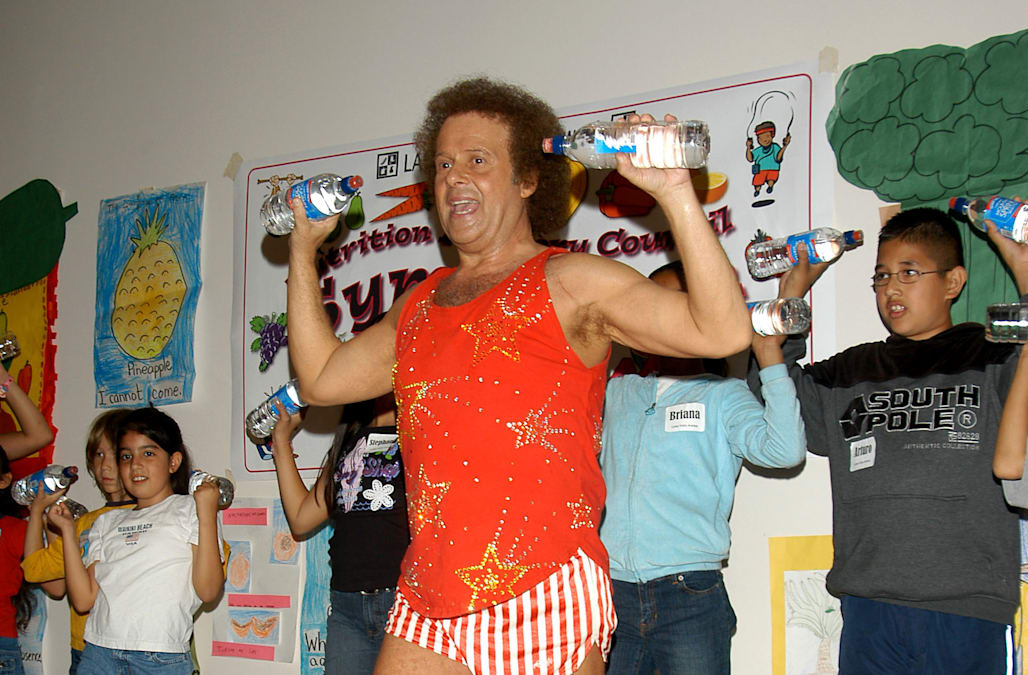 Richard Simmons' rep shoots down latest 'hostage' rumors as podcast dives into his absence from the public