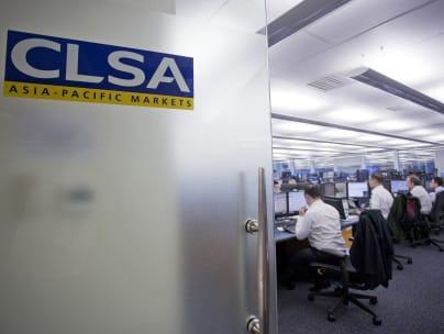 Citic to Buy Credit AgricoleÕs CLSA Unit for $1.25 Billion