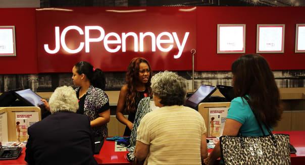 JC Penney Opens New Store In Brooklyn