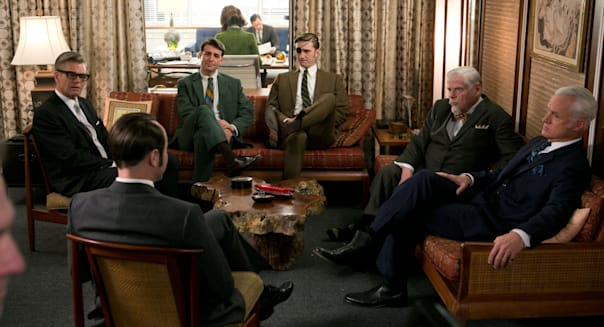 TV Mad men