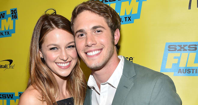 'Supergirl' Melissa Benoist Files For Divorce From 'Glee' Co-Star Blake Jenner
