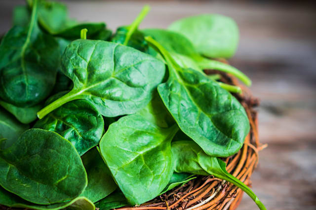 Supermarkets are running out of spinach