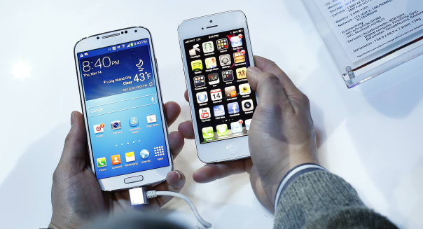 apple samsung patents court galaxy iphone smartphone