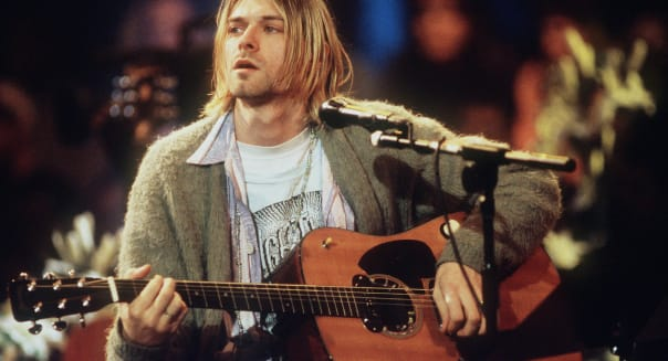 Inside Kurt Cobain's $450 million empire