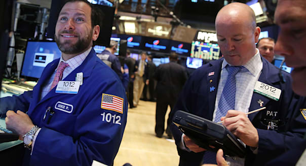 Markets Open After Dow Takes Late Week Plunge