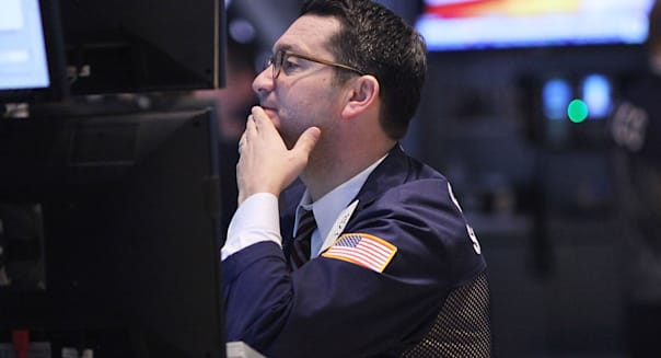 Stocks Close Down Over 100 Points