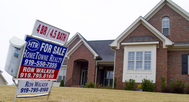 Pending Sales Of U.S. Existing Homes Rose 2.1% In February