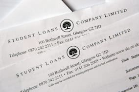 Warning over student loan write-off