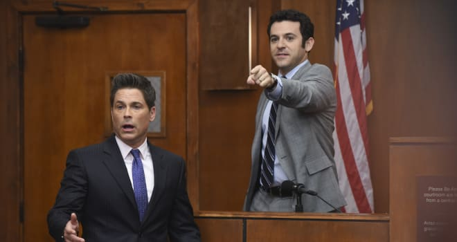 the grinder, canceled, cancelled, fox, cancellations, season 1