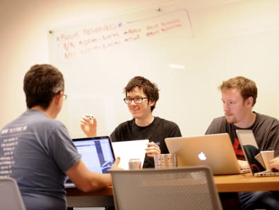 Rackspace's San Francisco Outpost Fights For Dot-Com Talent