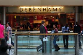 Debenhams stock