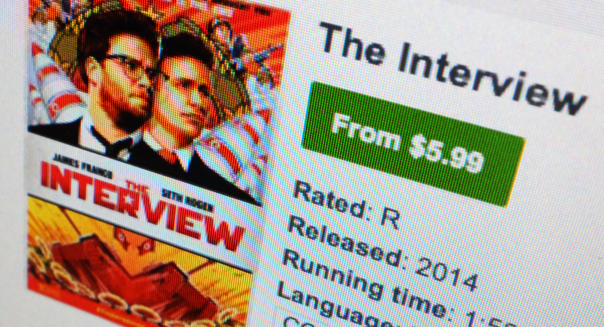 Sony Hack-The Interview