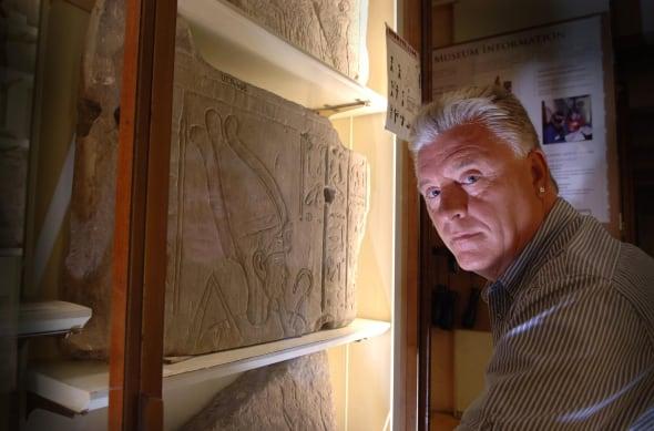 Derek Acorah - Paranormal Egypt - London