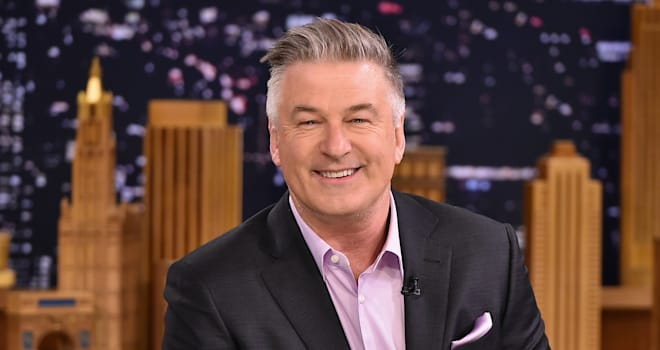 Alec Baldwin Visits 'The Tonight Show Starring Jimmy Fallon'
