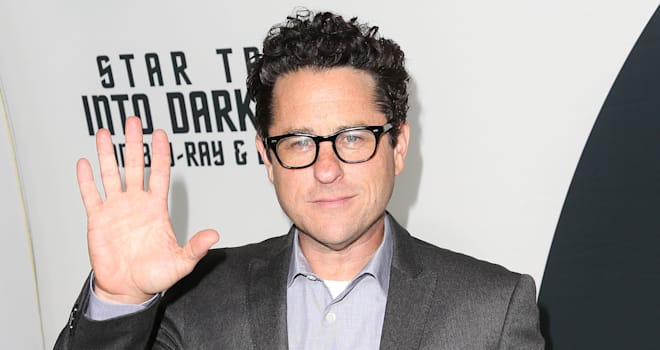 J.J. Abrams at the 'Star Trek Into Darkness' Blu-ray/DVD Release Event on September 10, 2013