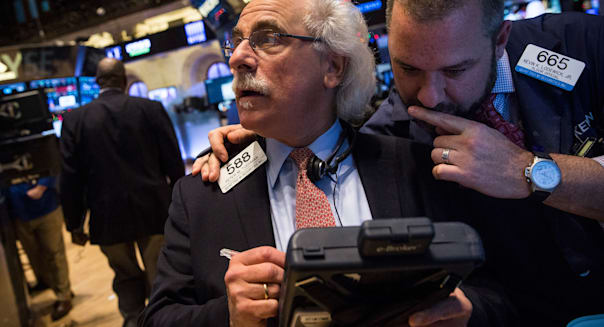 Stocks Close Sharply Lower, As Energy Stocks Lead Decline